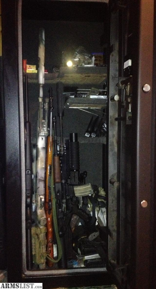 Armslist For Sale Old Forge Fireproof Gun Safe