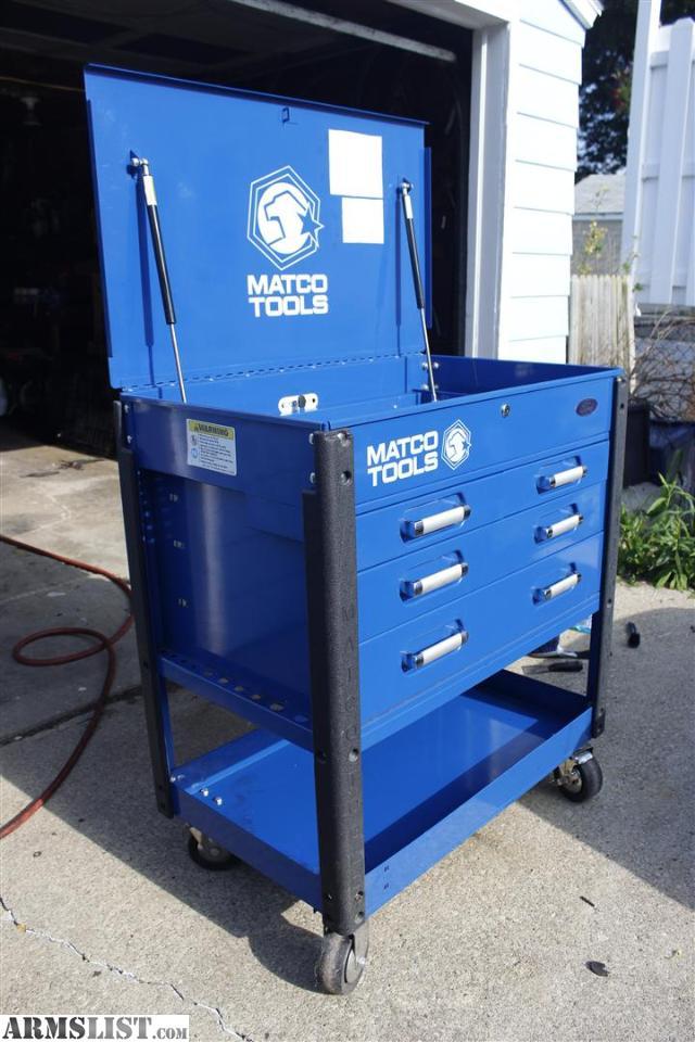 matco tool cart