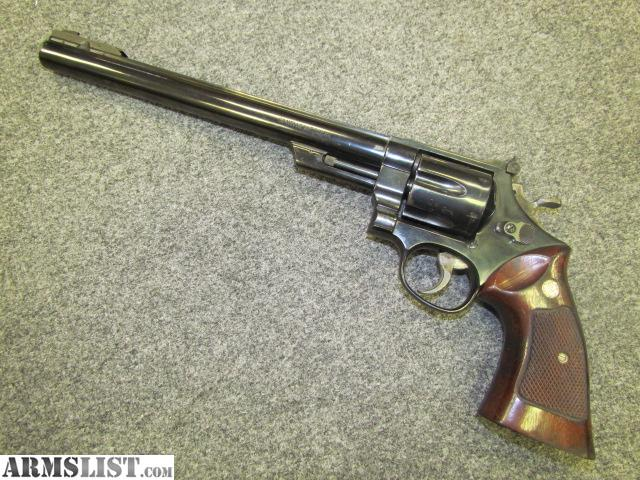 Anticipating recoil. 1870752_03__awesome_scarce_smith_wesson_m_640