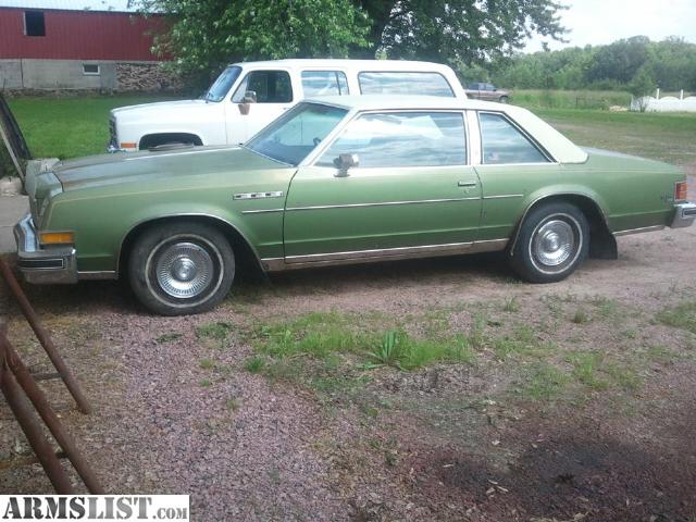 Buick Accessories Springfield >> ARMSLIST - For Trade: 1979 Buick Lesabre Sport Coupe