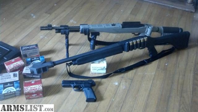ARMSLIST - For Sale/Trade: 3 gun multi gun trade