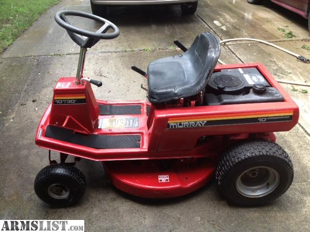 Armslist For Sale Trade Murray Rear Engine Riding Mower Great Running Trade For