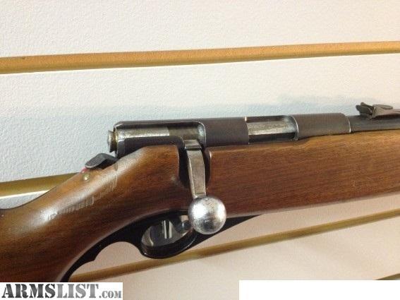 Vintage mossberg rifle 30