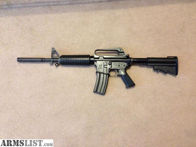 ARMSLIST - For Sale: Olympic Arms Car-Ar 15, for trade.