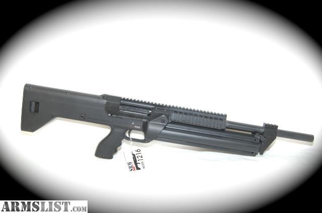 ARMSLIST - For Sale: SRM Arms M1216 Semi Auto Shotgun 12ga ... M1216