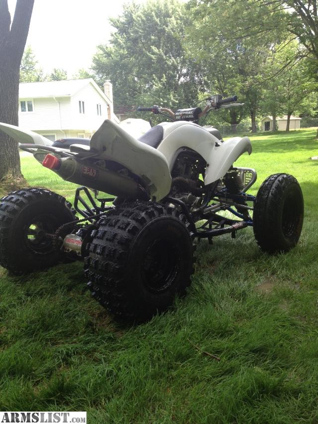 Armslist for sale trade 2008 yamaha raptor 700r for Yamaha raptor 700r for sale