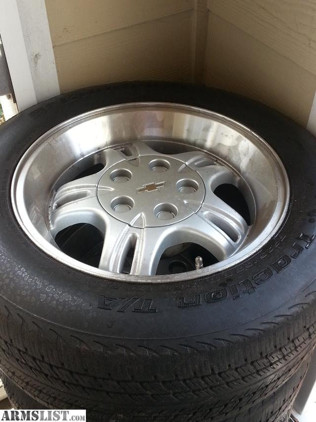 ARMSLIST  For Sale 2001 CHEVY XTREME WHEELS