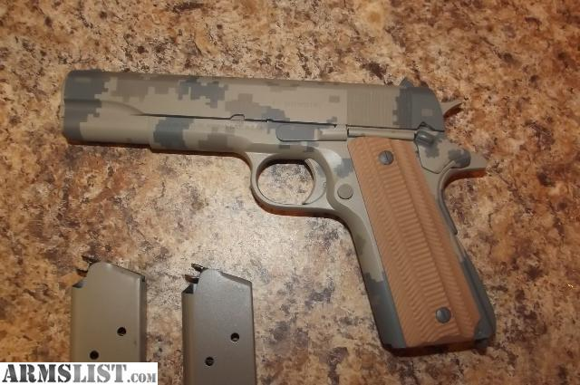Guns, Digital camo and Green on Pinterest