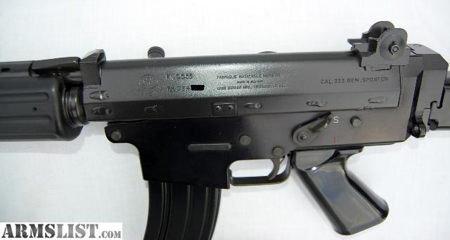 ARMSLIST - For Sale: UNFIRED: FABRIQUE NATIONALE / FN FNC