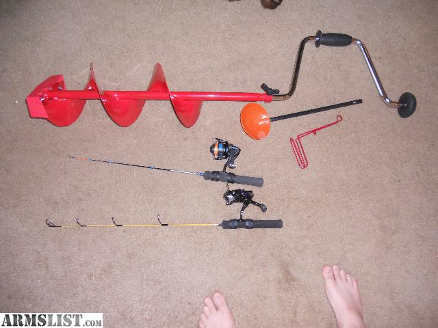 used fishing equipment