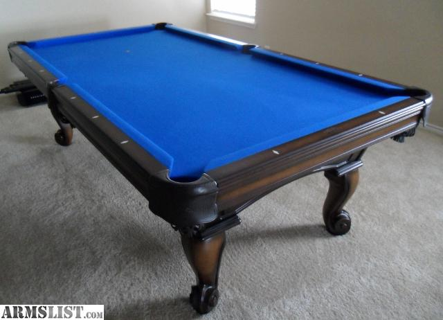 Share: $ 1,500. Pool Table ...
