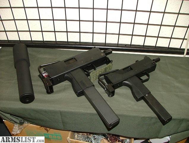 ARMSLIST - Want To Buy: machine type pistol (mac 10, tech 9)