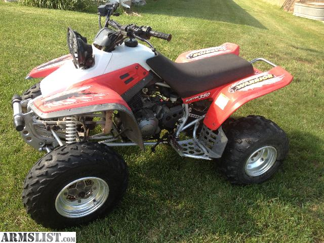 Armslist for sale 1998 yamaha warrior for Yamaha warrior for sale