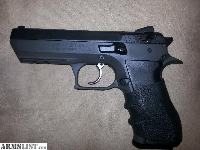 ARMSLIST - For Trade: desert eagle isreal 9mm four mags