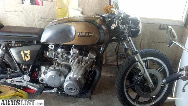For Sale/Trade: 1980 XS1100 Cafe Racer