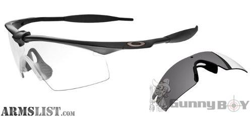oakley m frame strike  ARMSLIST - For Sale: Oakley Special Forces Elite Ballistic M frame ...