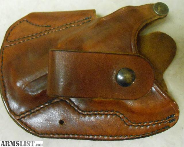 ARMSLIST - For Sale/Trade: s&w k frame holster LH iwb
