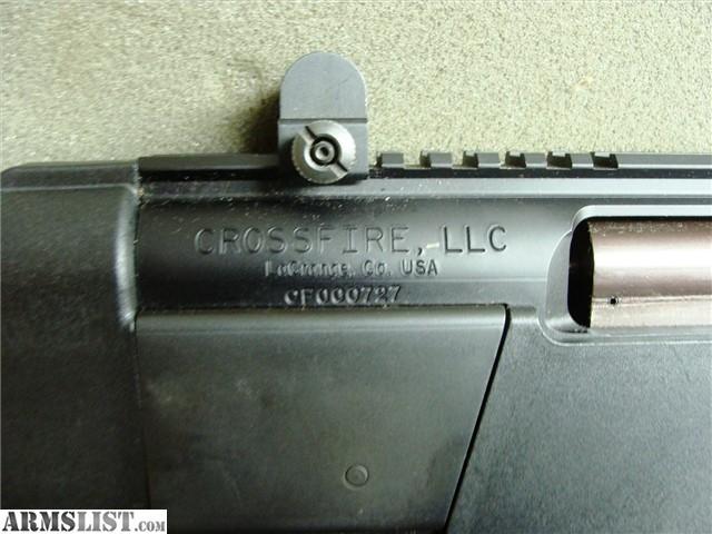 ARMSLIST - For Sale: Crossfire - MK-1 combo gun 12 gauge ...