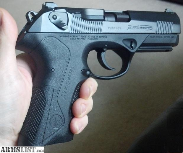 ARMSLIST - For Sale: NEW - Beretta Px4 Storm 9mm, Full Size