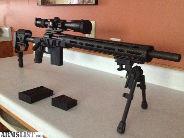 Top 10 Punto Medio Noticias | Savage Arms 308 Stock