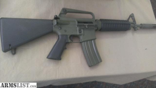 Armslist For Sale Frankford Arsenal Xm177 E2 Ar 15