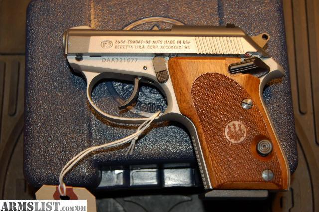 summary 3032 tomcat inox beretta firearms guns pistols