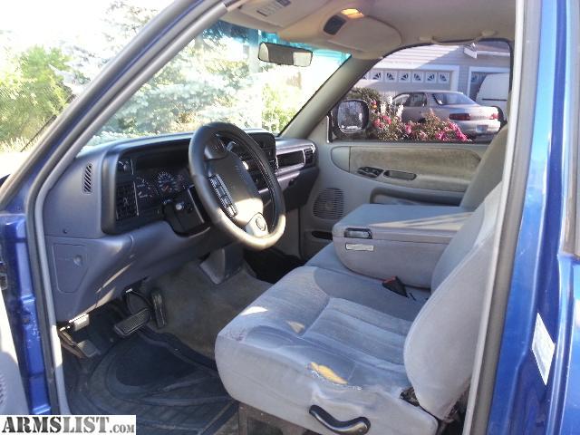Dodge Ram 2500 Truck For Sale Seattle >> ARMSLIST - For Sale: 1997 dodge ram 2500 5.9