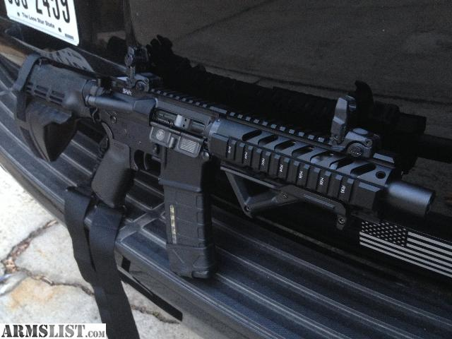 Armslist For Sale Ar 15 Pistol Sig Sb15 Brace