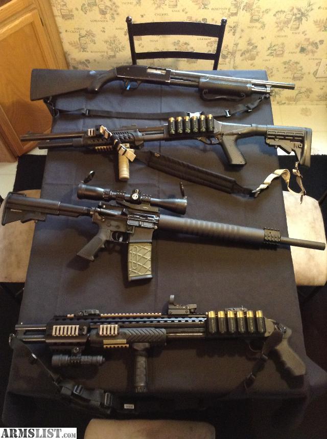 ARMSLIST - For Sale/Trade: Custom AR15 sniper style rifle ...