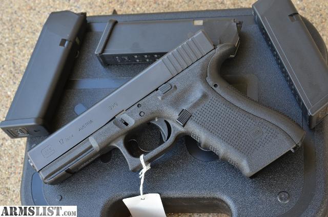 armslist for sale glock 17 gen4 wbeavertail