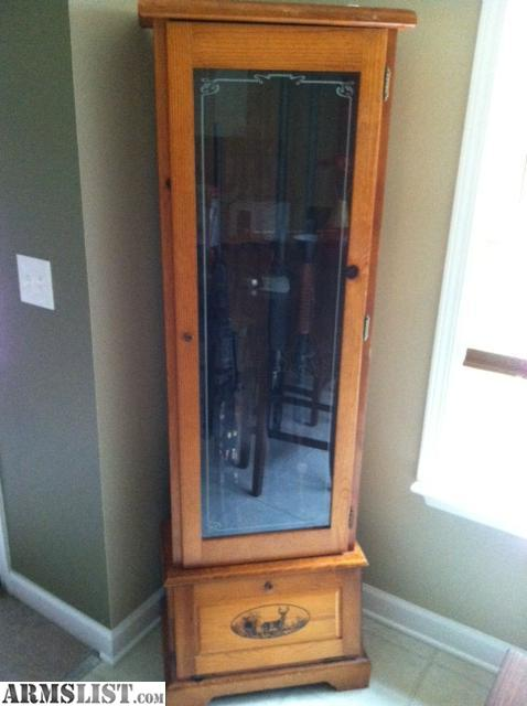 armslist - for sale/trade: decorative gun cabinet