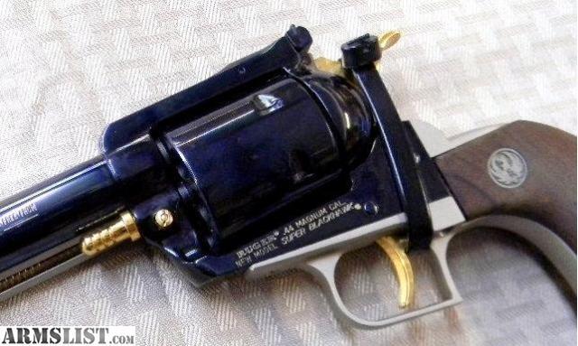 armslist for sale ruger super blackhawk magnaport