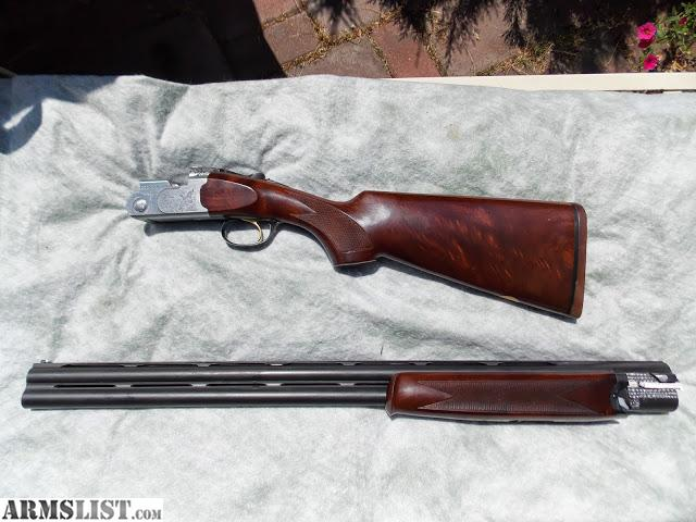 Armslist For Sale Beretta S687 Sporting Price Reduced