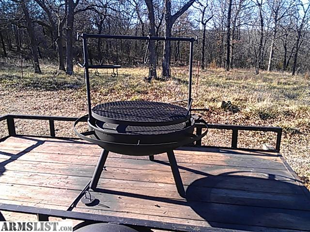 ARMSLIST - For Sale/Trade: Fire pit grill