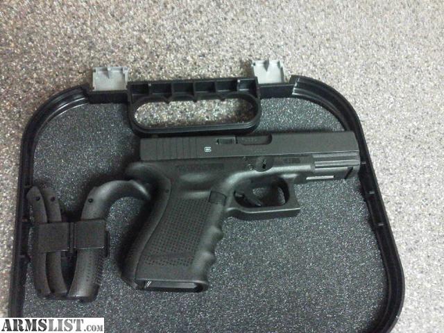 armslist for sale lnib gen 4 glock 19 with beaver tail