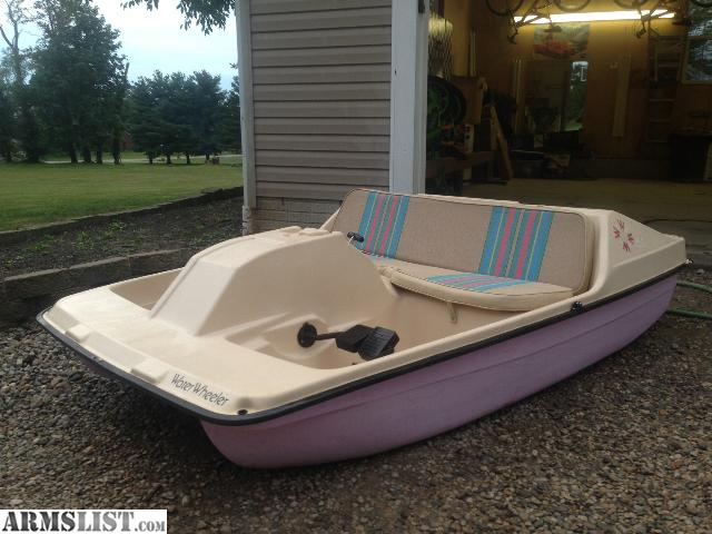 Used paddle boats for sale in ohio