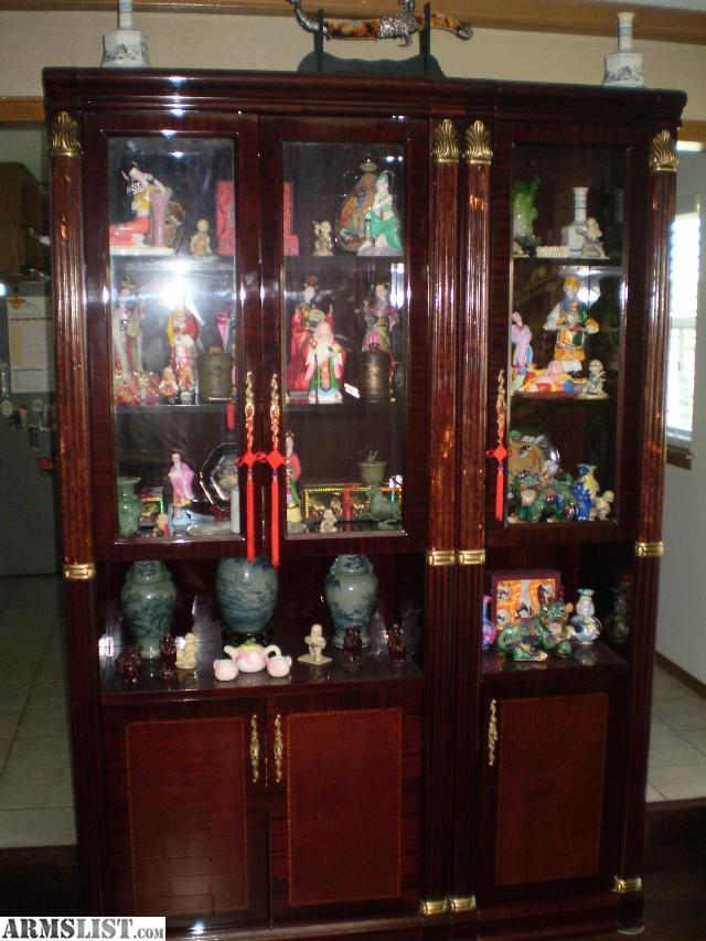 Armslist For Sale Real Chinese China Cabinet 1800 00