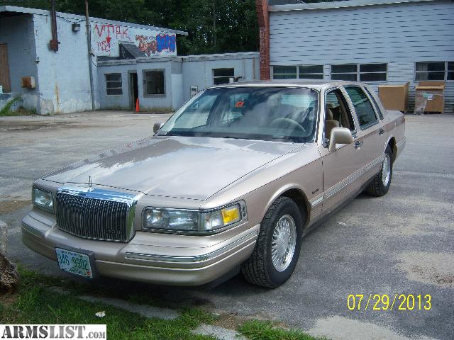 armslist for sale 1997 lincoln town car. Black Bedroom Furniture Sets. Home Design Ideas