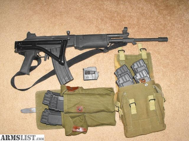 ARMSLIST - For Sale: Golani/Galil 5.56 with extras