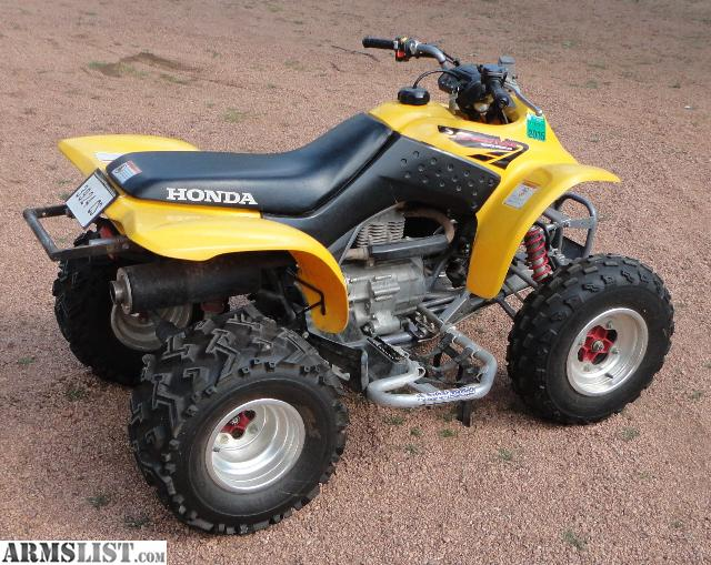 Armslist For Sale 2002 Honda Trx250