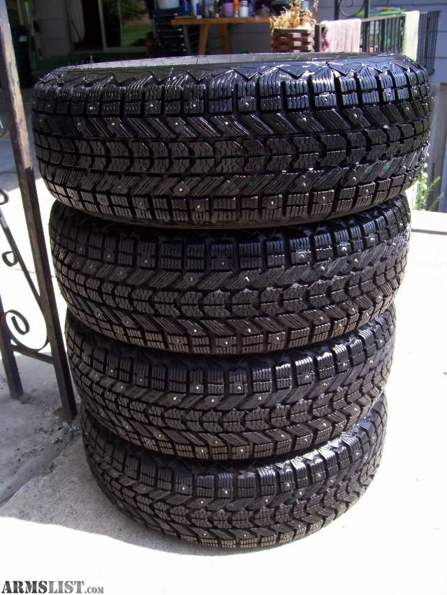 armslist for sale trade new set of 15in low profile winterforce tires 195 60 r15. Black Bedroom Furniture Sets. Home Design Ideas