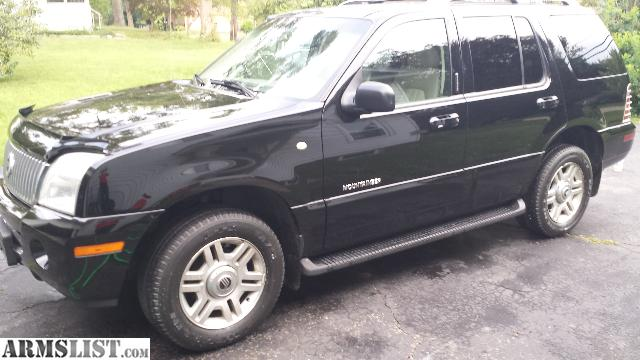 New Vehicles For Sale Kalamazoo >> ARMSLIST - For Sale/Trade: 2002 Mercury Mountaineer