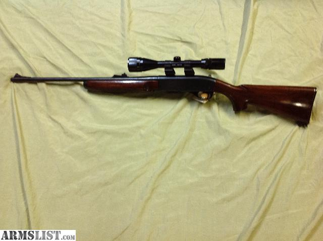 how to clean a remington semi automatic rifle