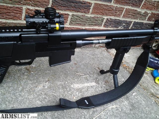 ARMSLIST - For Sale: Crossfire MK1 12ga over .223 pump ...