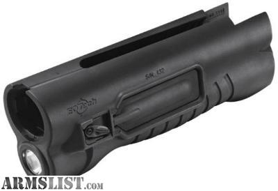 Armslist For Sale Insight Foregrip With Intergrated
