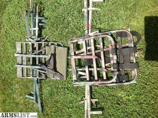 Trade Stands For Sale : Armslist for sale trade tree stands updated