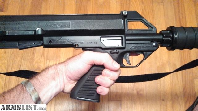 Calico M100 M100S .22, walnut stock w/100rd. mag For Sale at ...