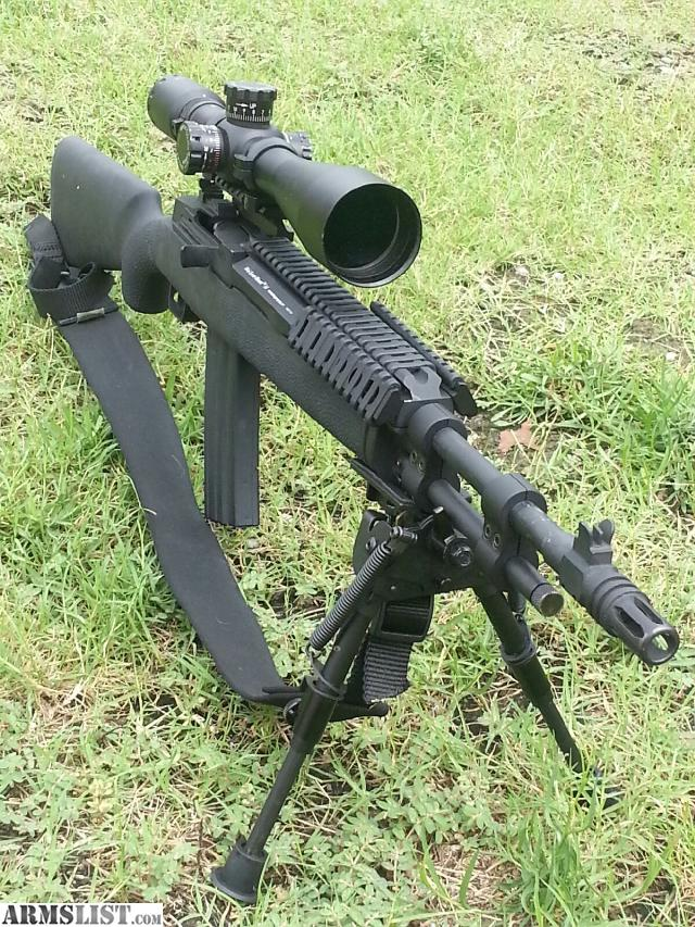 Armslist For Sale 1 Of A Kind Ruger Mini 14 Ranch Rifle