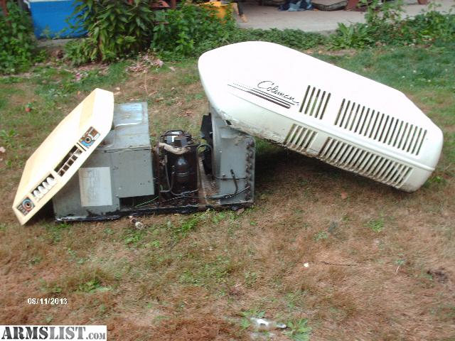 ARMSLIST   For Sale/Trade: Coleman Rooftop RV Air Conditioner .