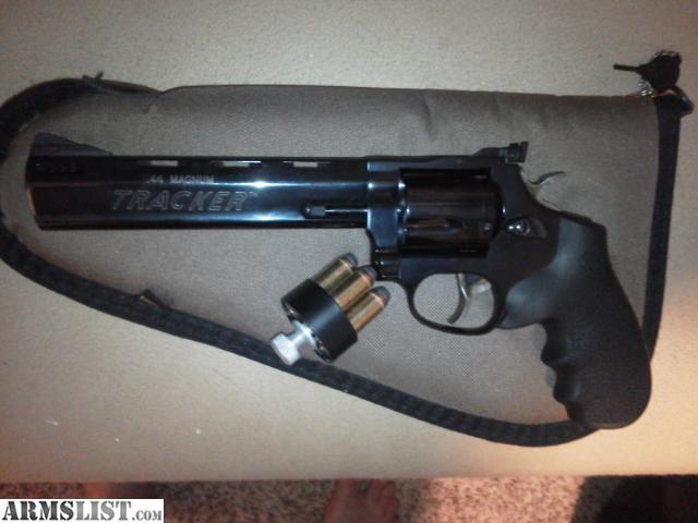 armslist for sale taurus tracker 44 magnum ammo. Black Bedroom Furniture Sets. Home Design Ideas